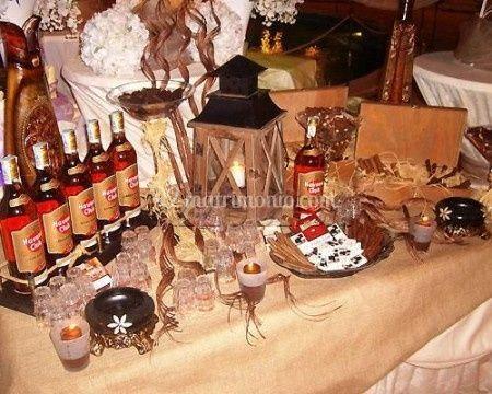 Angolo sigari e rum