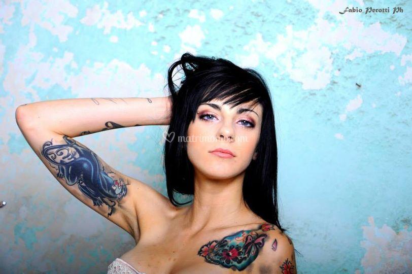 Marina , photoshoot