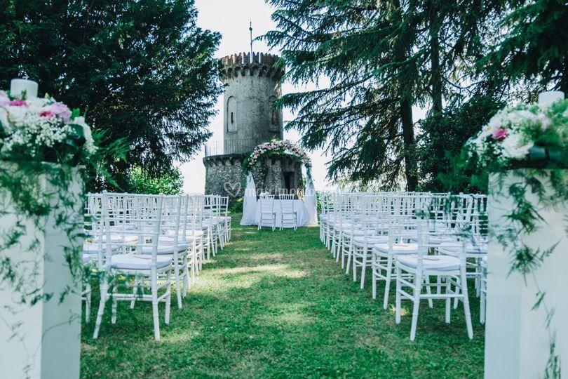 Villa Le Due Torrette