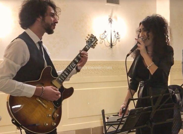 Voce e chitarra jazz