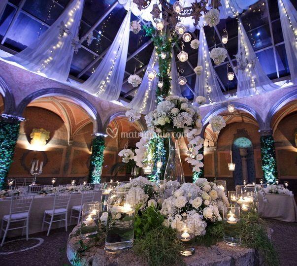 Monica Palmieri Wedding Style