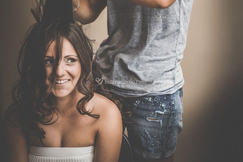 Fotorgafo Matrimonio Reportage