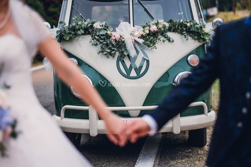 Matrimonio in VW di Alberto Torra