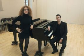 Andrea e Francesca organista e cantante