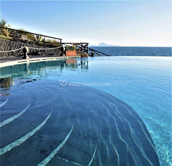 Piscina Vista Capri