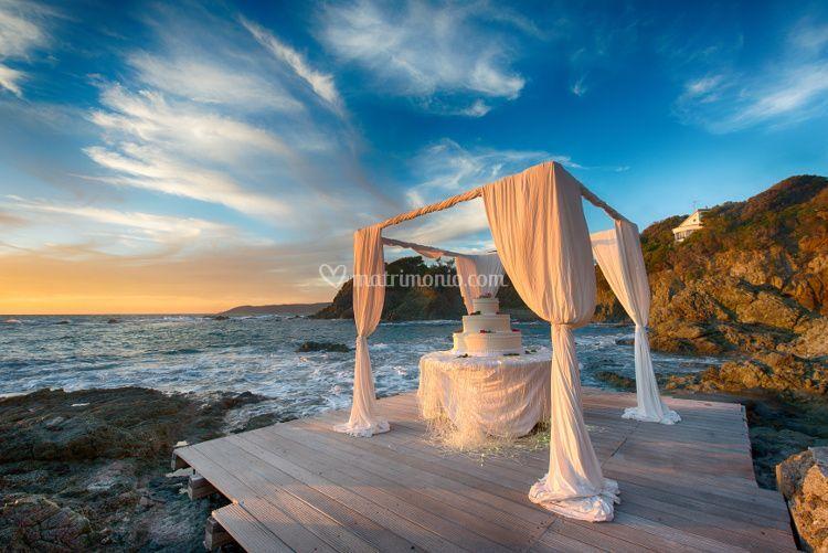 Location Matrimonio Toscana Mare : Villa parisi