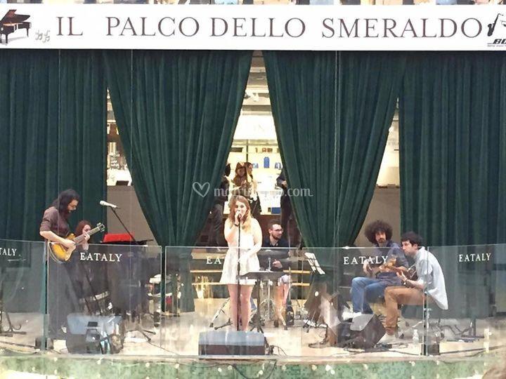 Palco dello Smeraldo, Milano