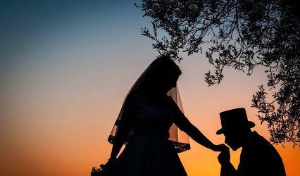 Le nozze di Maria Paola e Simone