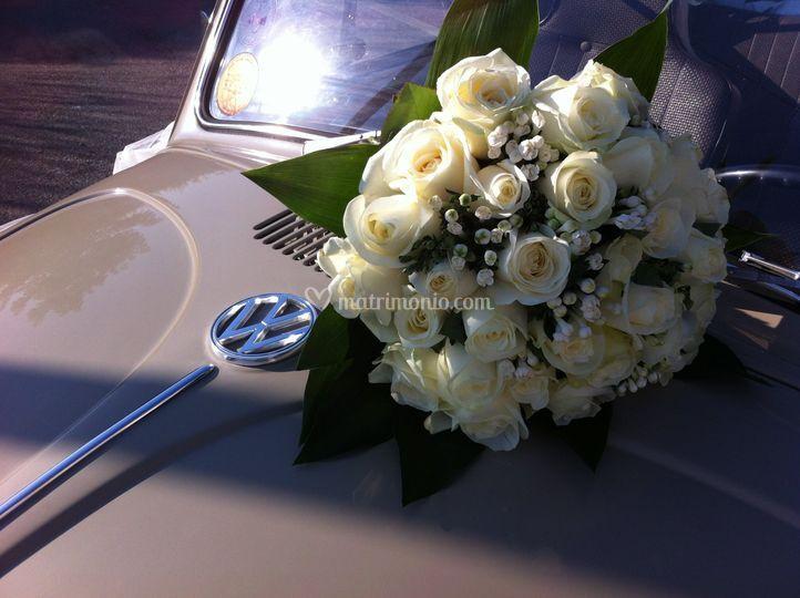 Macchine Matrimonio Toscana : Maggiolino cabrio matrimonio in toscana