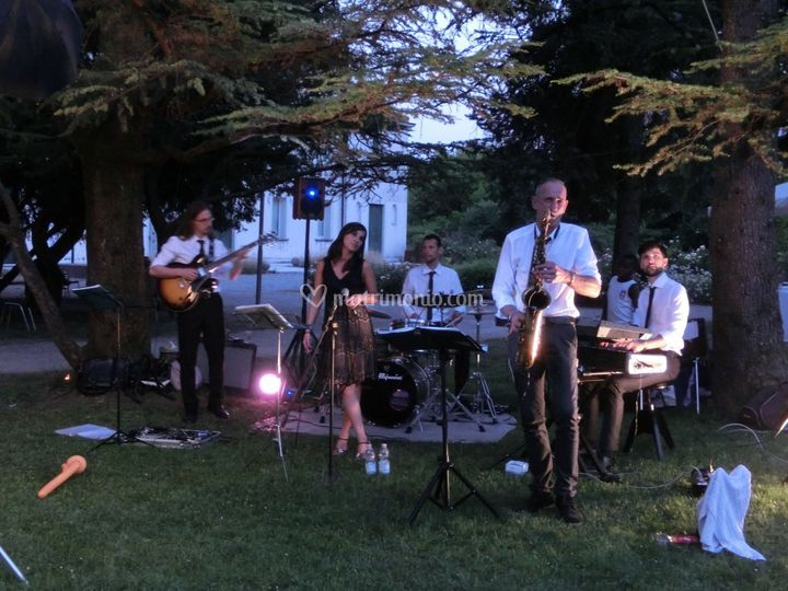 Jazz'amore, Pordenone