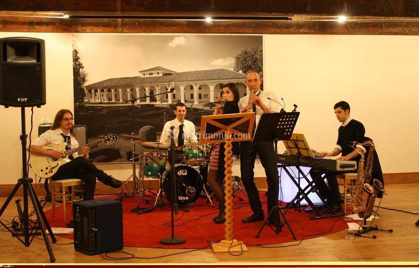 Jazz'amore, Villa Foscarini