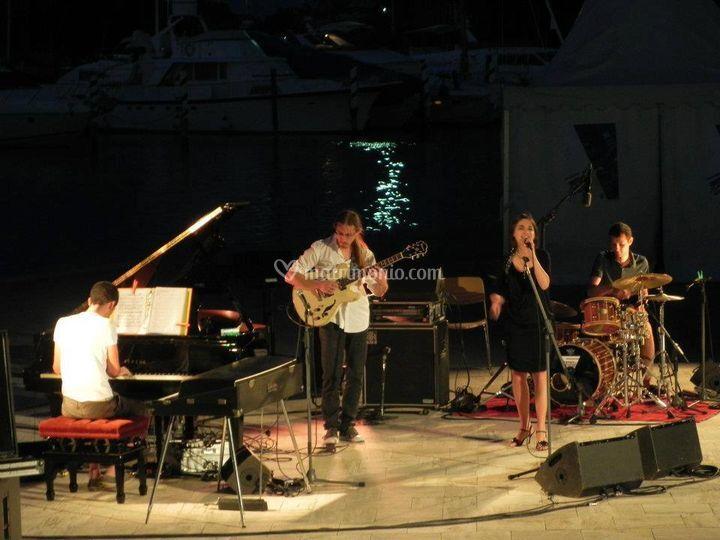 Jazz'amore, Aprilia Marittima