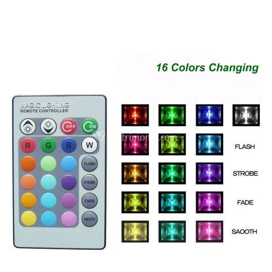 Esempio colori disponibili