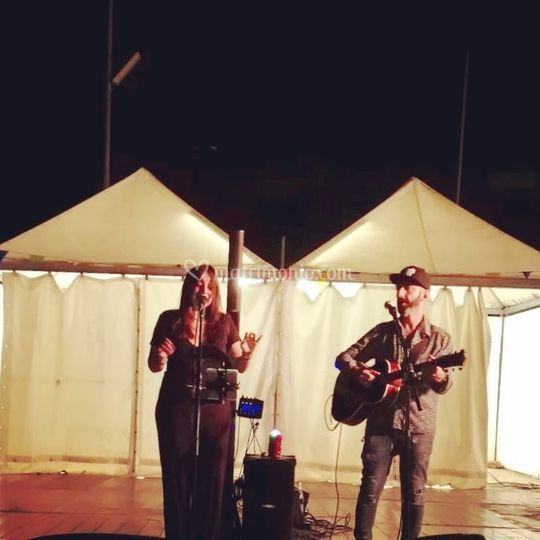 TwoMuch Acoustic Duo Live