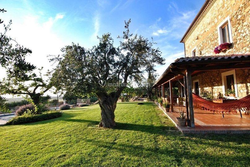 Casale Giancesare Villa