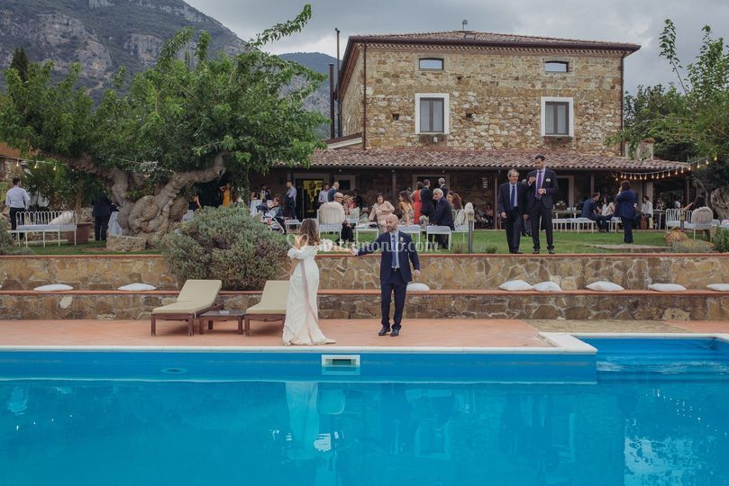 Casale Giancesare Villa Agricola