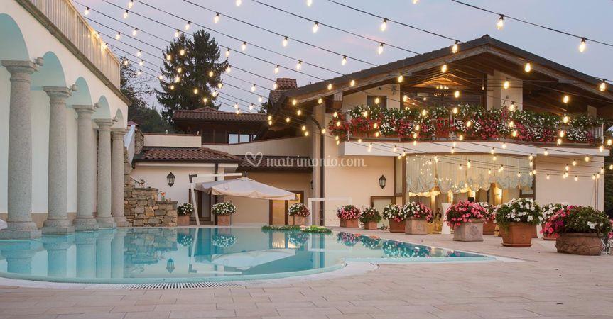 Lucine piscina