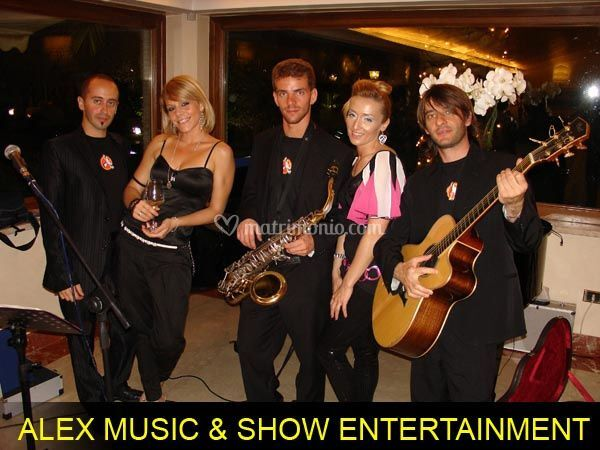 Alex Music Show Band