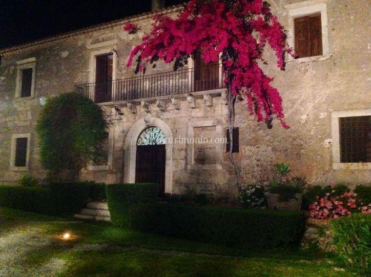 Il Palazzo Moschetta Di Locri