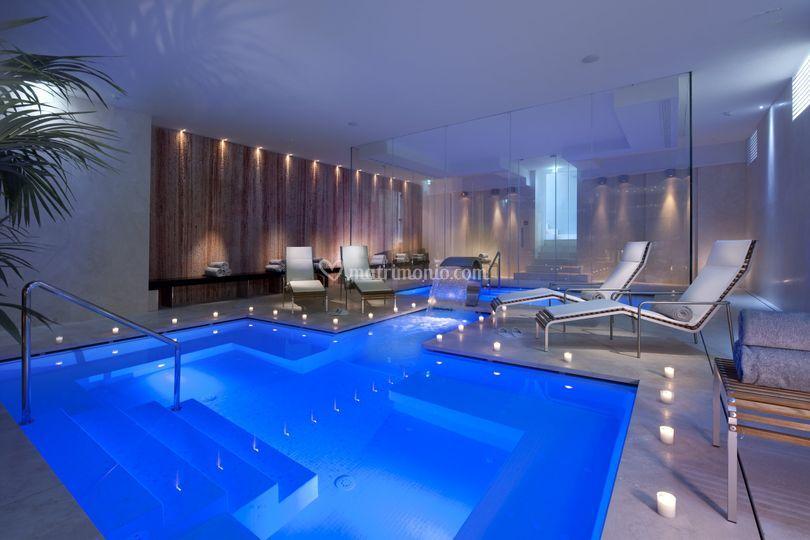 Spa des bains di grand hotel des bains riccione foto 6 for Hotel a venezia 5 stelle
