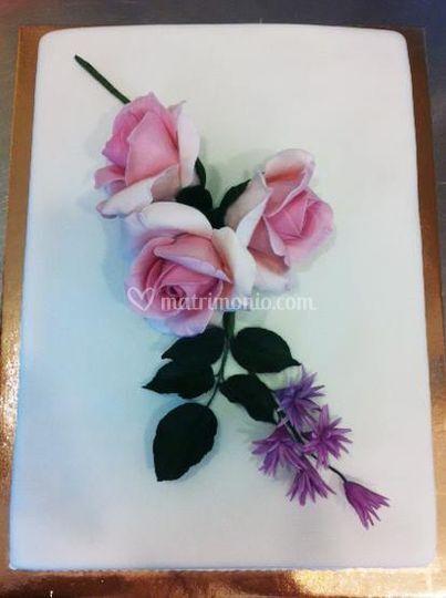 Rose delicate
