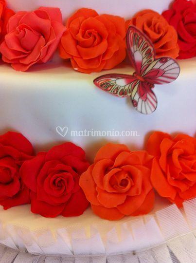 Dettaglio rose