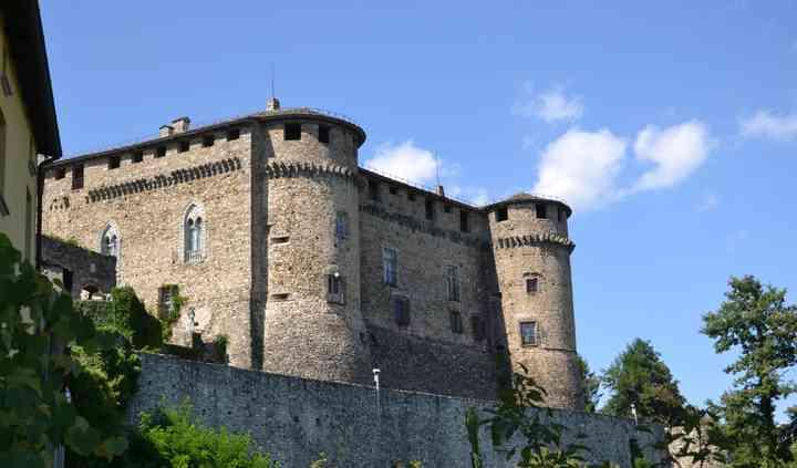 Castello - facciata