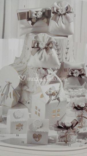 Tendenze bianco con gessetti