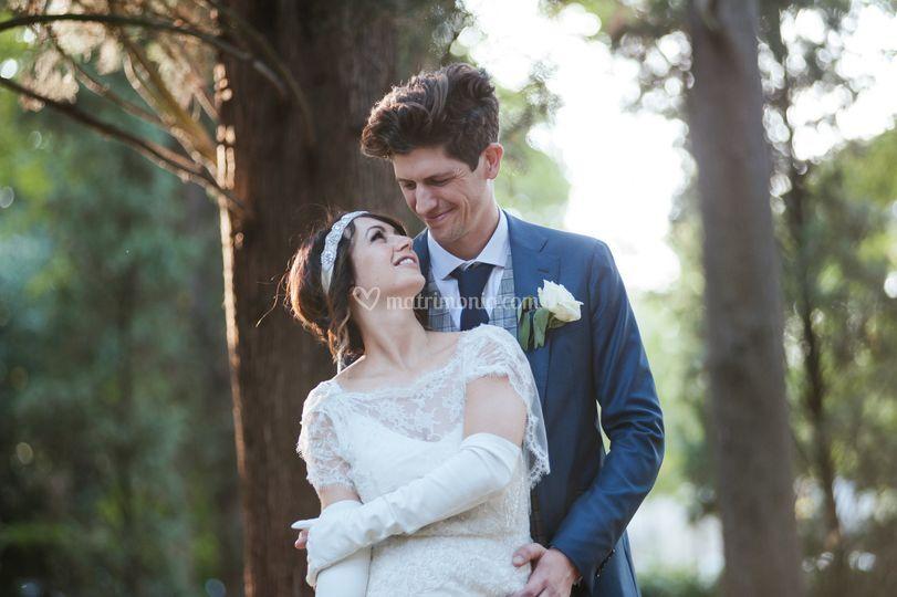 Groom e bride