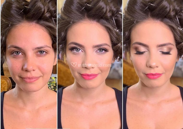 Make up damigella by giovy