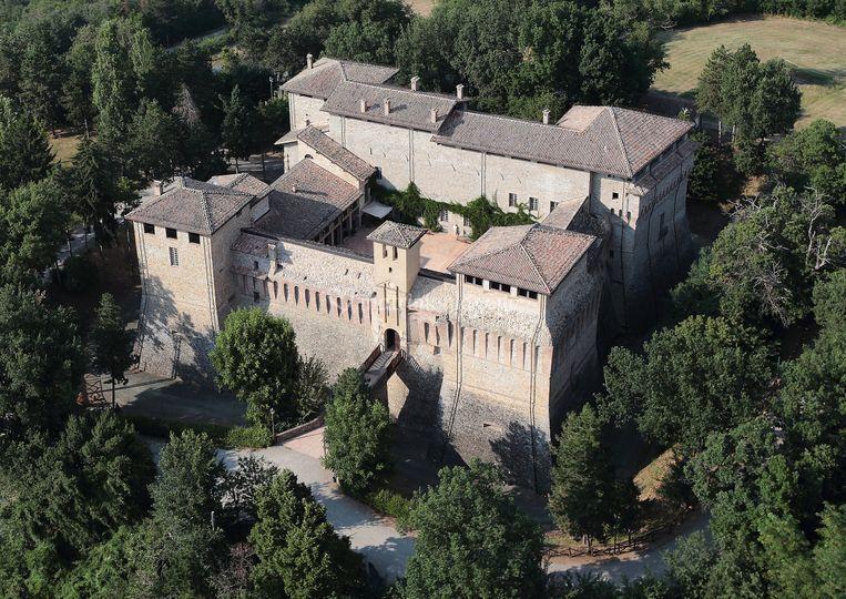 Castello di Felino - Veduta