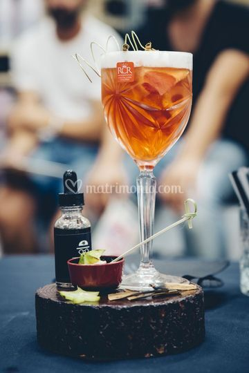 Cocktail In The World Mixology