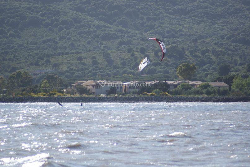 Kite Surf a Talamone
