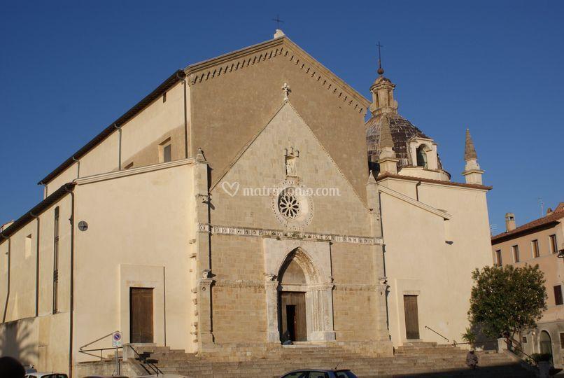 Orbetello Il Duomo