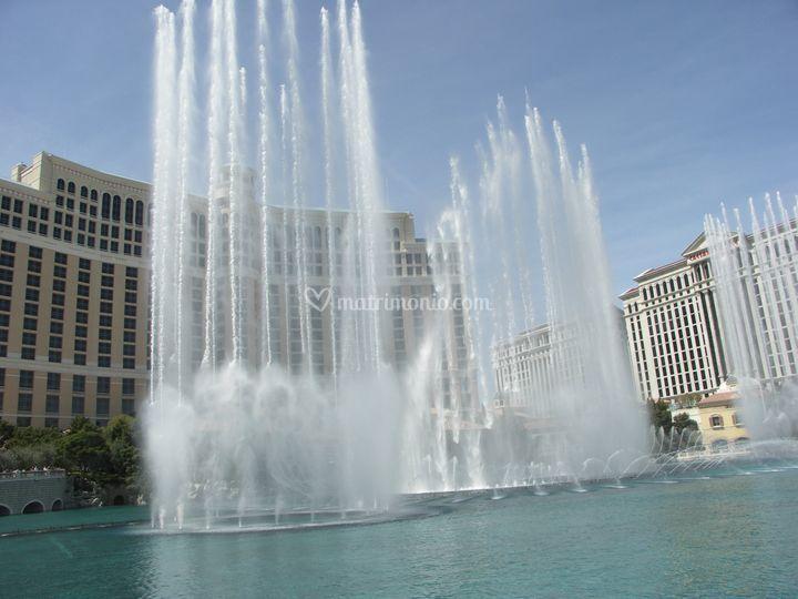 Hotel Bellagio a Las Vegas