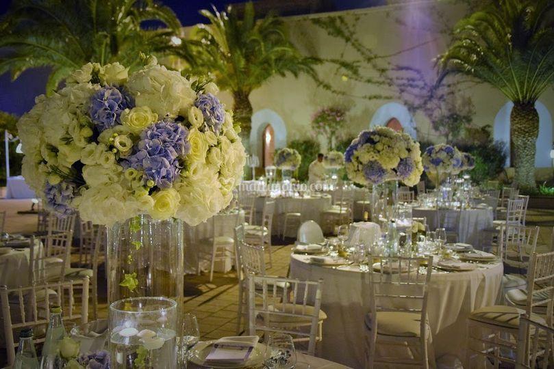 Matrimonio elegante carta zucc