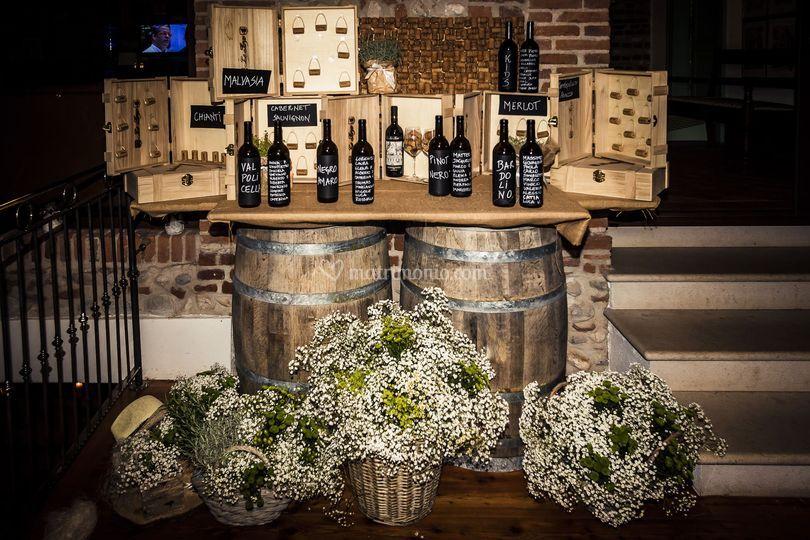Tableau tema vino