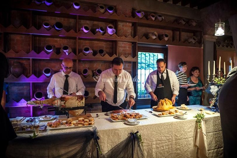 Wedding day - Osteria Campana d'oro