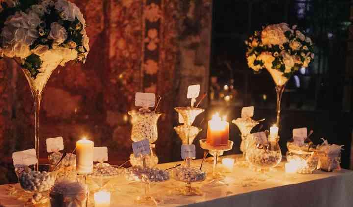 Confettata romantica