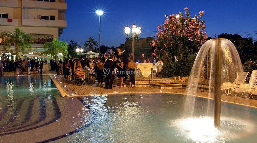 Eventi a bordo piscina