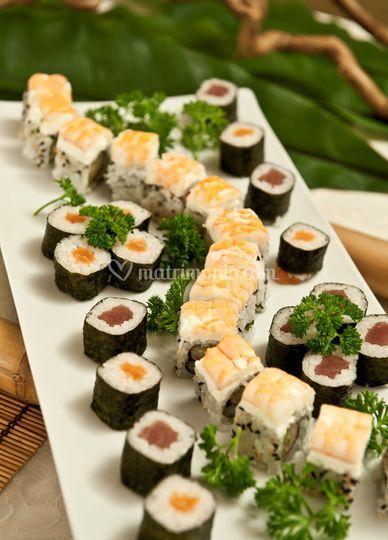 Sushi parte 1