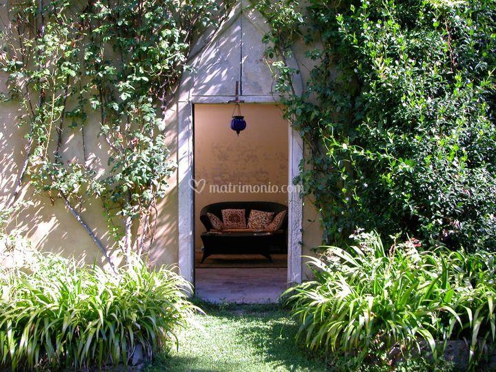 Salotto nel Giardino