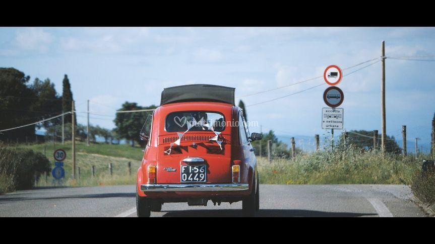 Fiat 500 MATRIMONIO