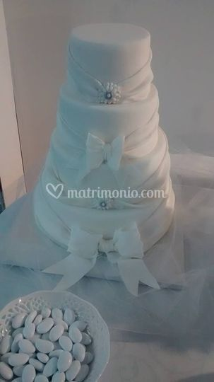 Total white Cake