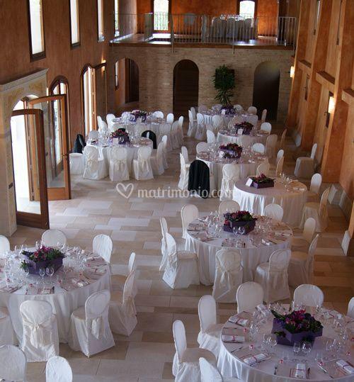 Villa giacomini - Archi salone per interno ...