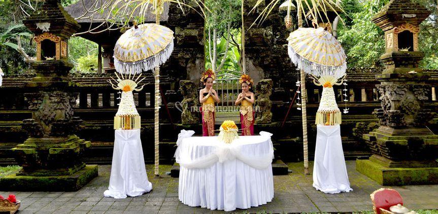 Matrimonio Spiaggia Bali : Cantoni travel
