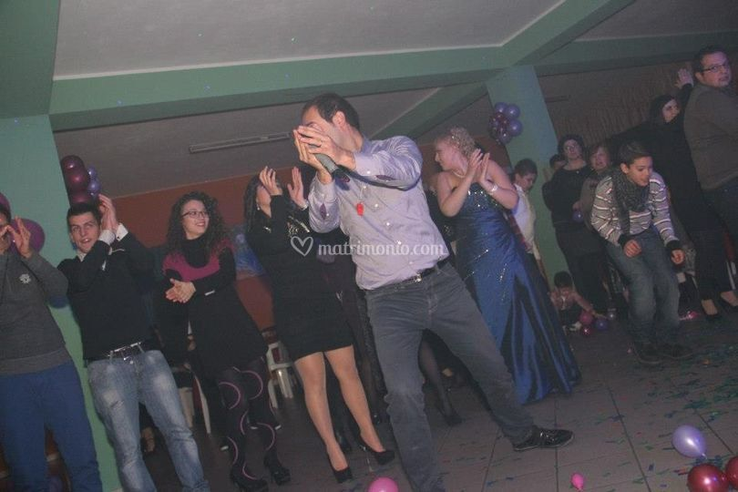 Durante i balli