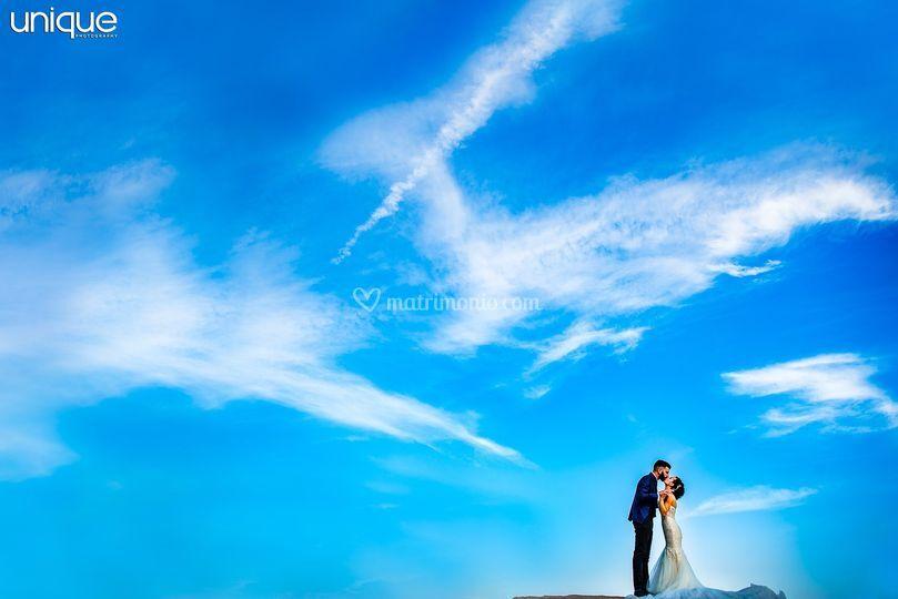 Matrimonio Bordighera Cielo