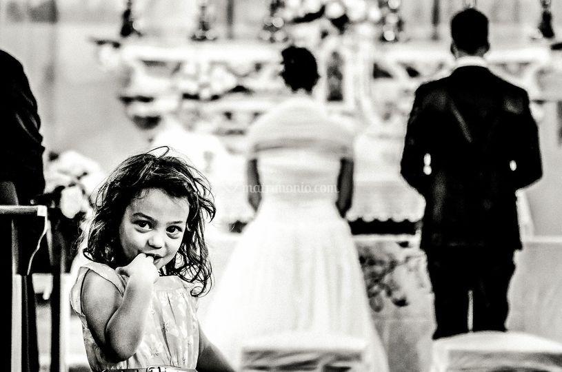 Bambini e matrimoni