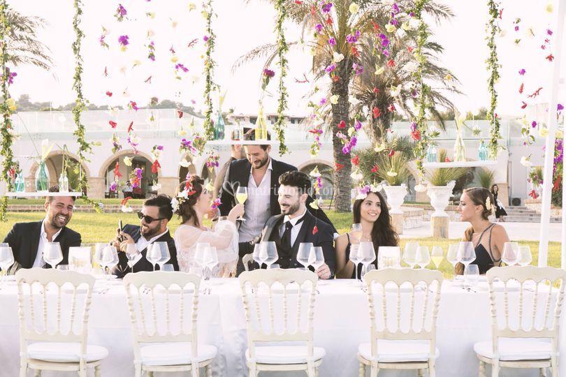 Augustus wedding garden